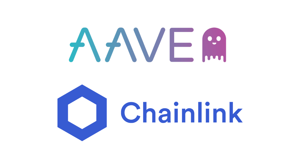 Aave and Chainlink